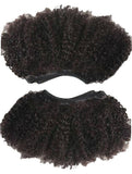 Kinky Curly 8A Human Hair - Chandra Hair