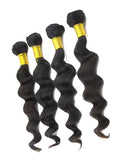 Loose Wave 8A Human Hair - Chandra Hair