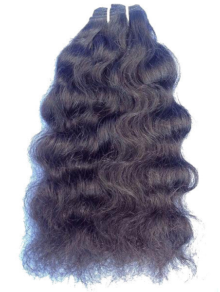 Natural Curly South Indian Raw Hair