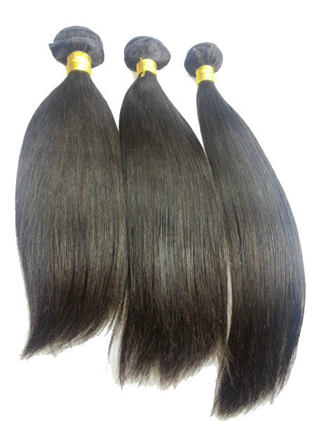 Natural Straight 9A Virgin Hair