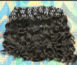Natural Wavy North Indian Raw Hair - Chandra Hair