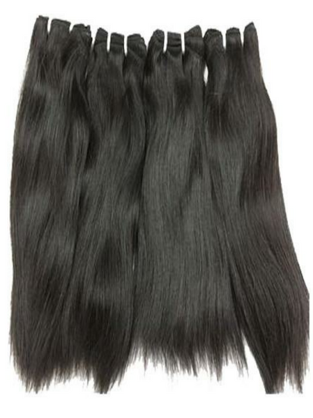 Straight North Indian Raw Hair