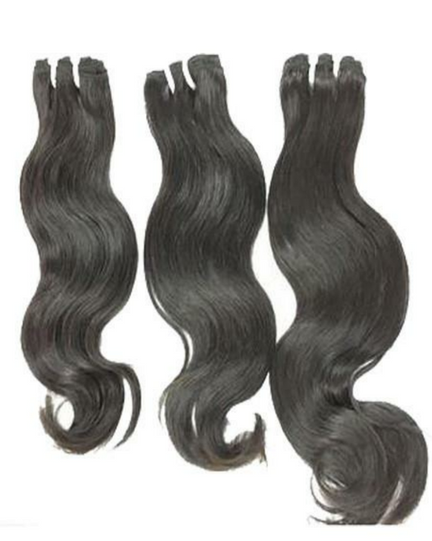 Bodywave North Indian  Hair