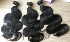Body Wave 10A Virgin Hair - Chandra Hair