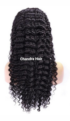 FULL LACE WIG - REGULAR LACE - DEEPWAVE (Grade 9A) - Chandra Hair