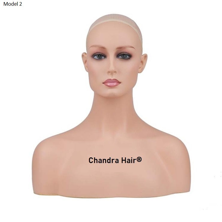 Mannequin Heads - Chandra Hair