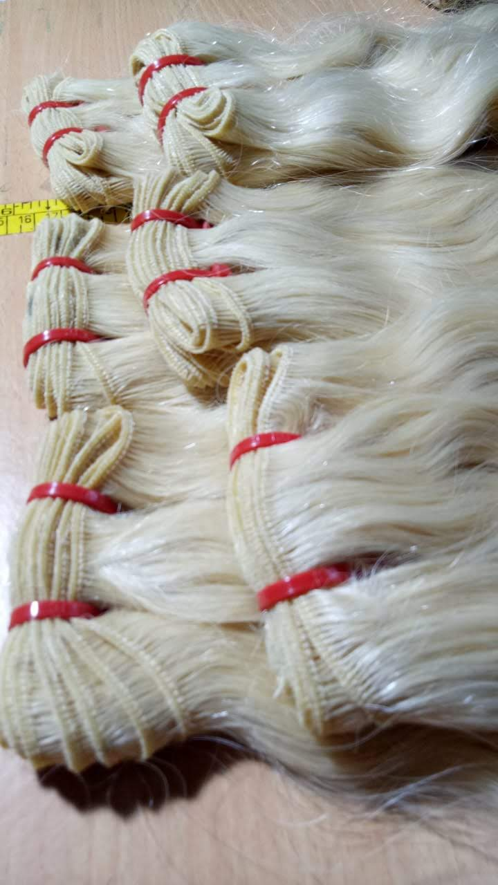 South Indian Raw Hair Blond #613 - Chandra Hair