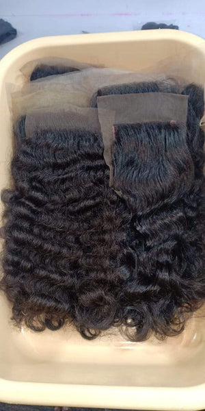 Lace Closures 4x4 - Chandra Hair