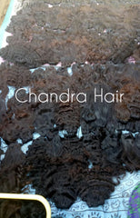 Natural Wavy South Indian Raw Hair - Chandra Hair