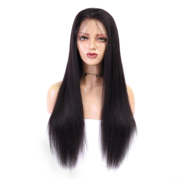 HD 13x6 FRONTAL WIGS STRAIGHT (Grade 9A)