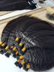 9A Virgin Hair ITIPS (MICROLINKS)  DISCOUNT  DEAL 10pcs FREE SHIPPING