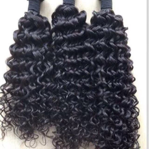Curly 10A Virgin Hair