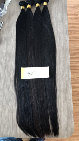 Straight 10A Virgin Hair - Chandra Hair
