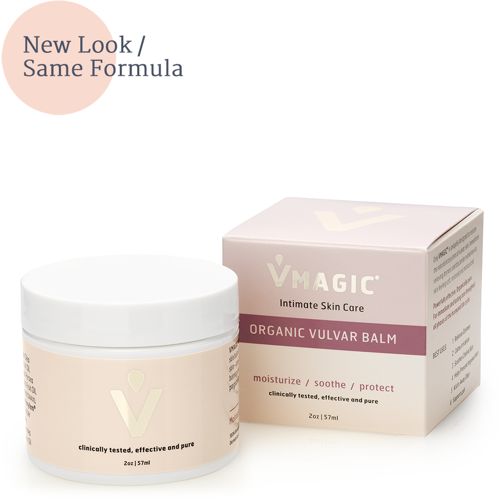 Vmagic Skincare Jar
