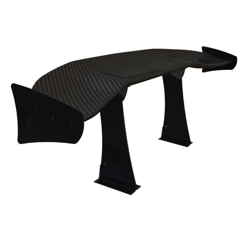 Universal Trunk Mount GT Wing by Street Faction