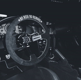 Signature Suede Steering Wheel (Limited Edition)