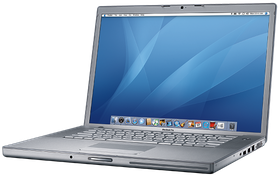 "MacBook Pro 15"" (Early 2006) – MacBookPro1,1 (A1150) – Core Duo, SATA-150"