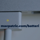 Batteribyte på Macbook, Macbook Air samt Macbook Pro
