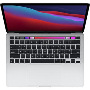 MacBook Pro 13-tum M1-chip/åttakärnig processor/16GB minne/512GB/ Silver