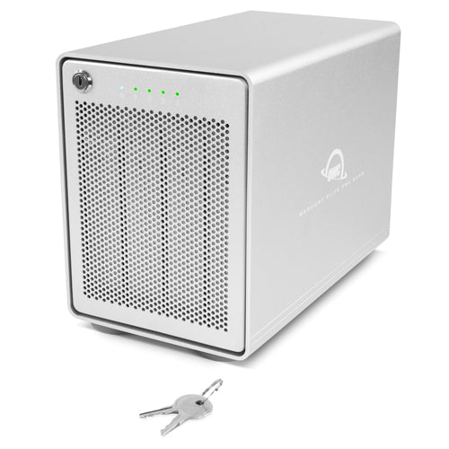 OWC Mercury Elite Pro Quad 4Bay USB-C - Macpatric