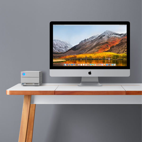 LaCie 2big Dock Thunderbolt 3 raid