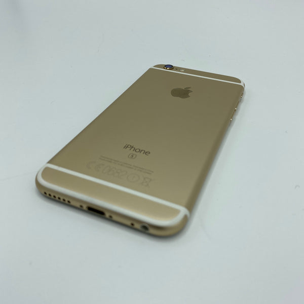 Begagnad - Apple iPhone 6s 64GB Guld