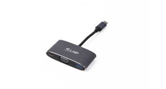 LMP USB-C Multiport Adapter VGA & USB 3.0 - Macpatric