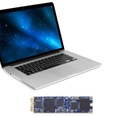 OWC Aura SSD flash storage for Mid-2013 & Later MacBook Air, MacBook Pro w/Retina - Macpatric