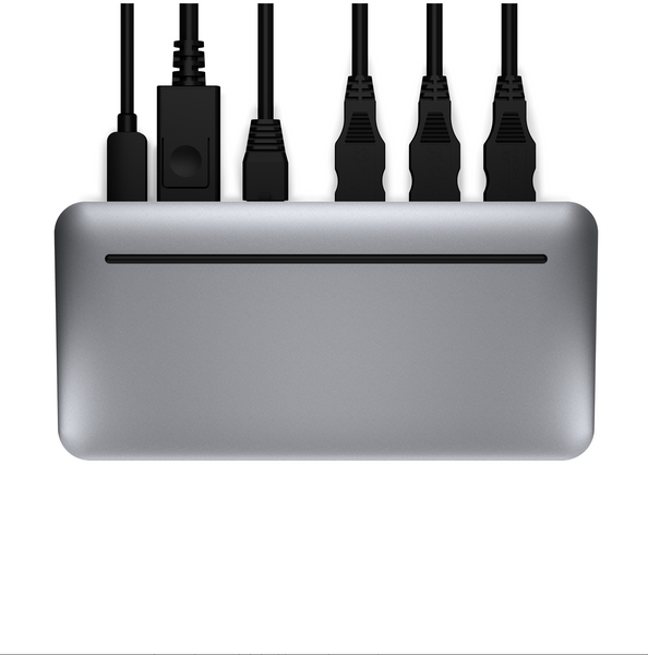 Stone II USB-C Multiport Hub - Single Display