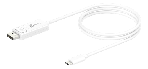 j5create JCA141 - USB Typ C till DisplayPort-kabel - Macpatric