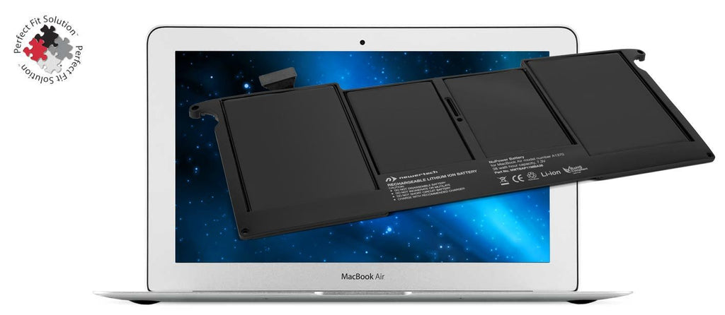 "NewerTech NuPower 38 Watt-Hour Battery for 11"" MacBook Air 2010 - Macpatric"