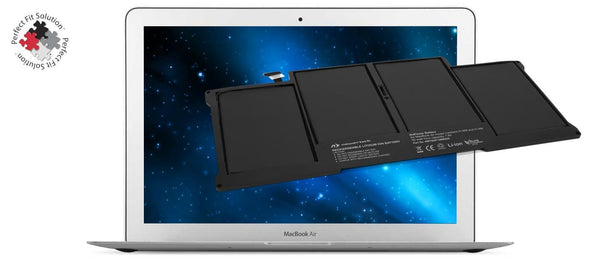 "NewerTech NuPower 55 Watt-Hour Battery for 13"" MacBook Air 2010 - 2015 - Macpatric"