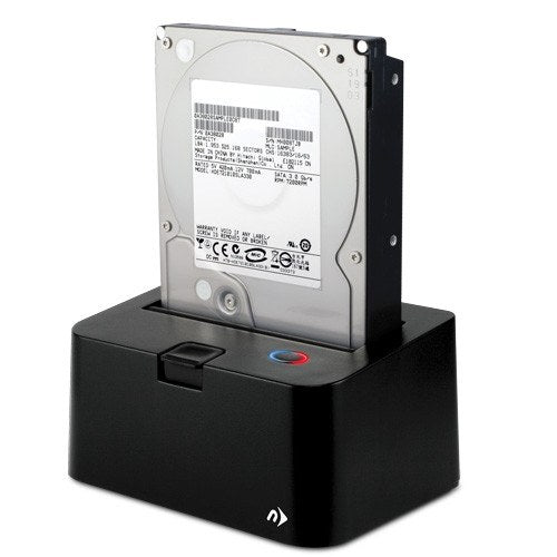 "NewerTech Voyager S3 'SuperSpeed' USB 3.0 SATA 2.5"" & 3.5"" Drive Docking Solution - Macpatric"