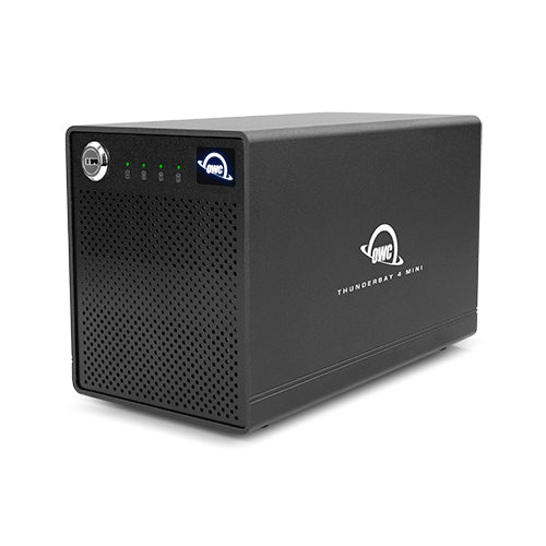 OWC ThunderBay 4 Mini Thunderbolt 3