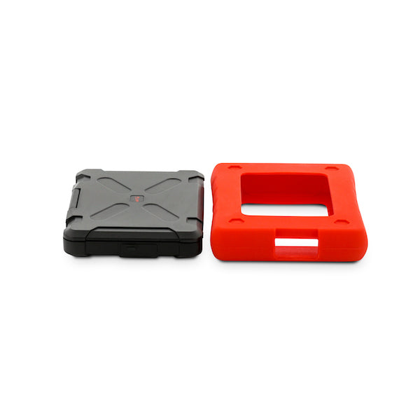 "2.5"" LMP DataProtector USB 3.0 enclosure, water proof (IPX4)"