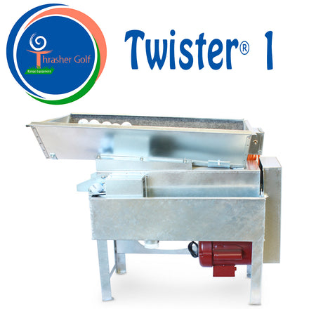 Twister 1 Golf Ball Washer by Thrasher Golf