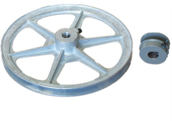 Twister 1 Pulleys - Thrasher Golf