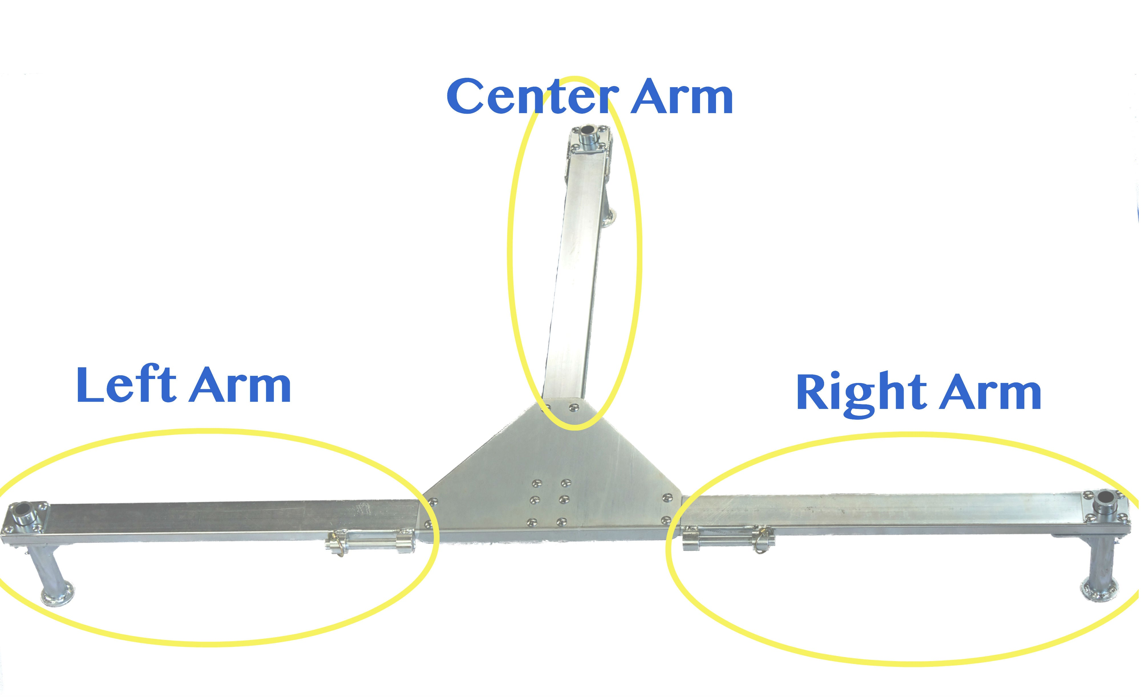 Innovator Plus Main Frame Extension Arms
