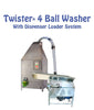 Twister 4 Golf Ball Washer - Thrasher Golf