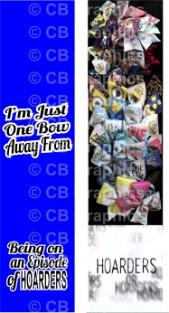 Anchors Away Sublimated Cheer Bow