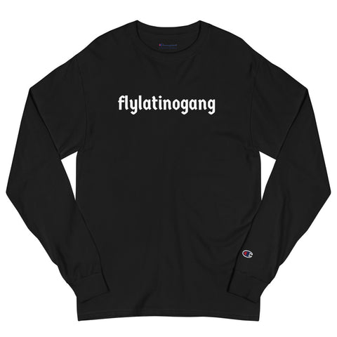 F.L.G. X Champion Long Sleeve Shirt