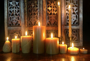 "7"" Taper Candles"