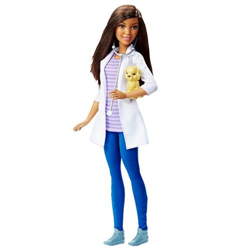 Barbie Career Pet Vet Doll