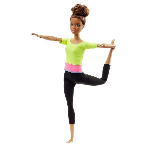 Barbie Endless Moves Doll