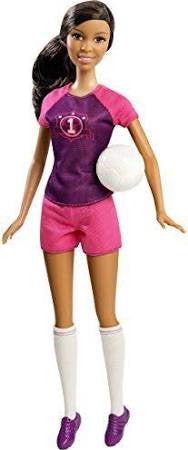 Barbie Career - Soccer Player Doll