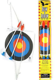 Bow & Arrows 27""