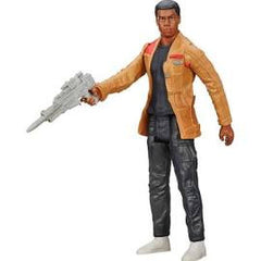 Star Wars: The Force Awakens The Black Series Finn 6-Inch Action Figure - IttyBittyBees