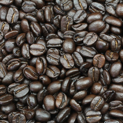 Italian Roast coffee (medium dark)
