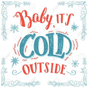 Baby, It's Cold Outside  - 8 oz bag - caramelized sugar and creamy milk