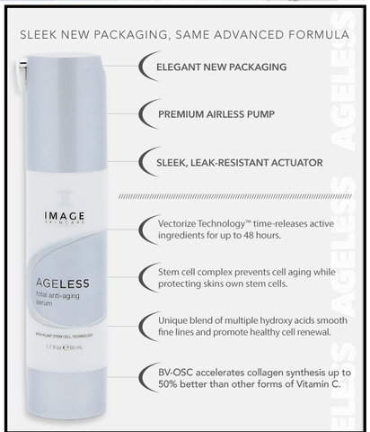Ageless Total Anti-aging Serum w/ Vectorize-Technology™